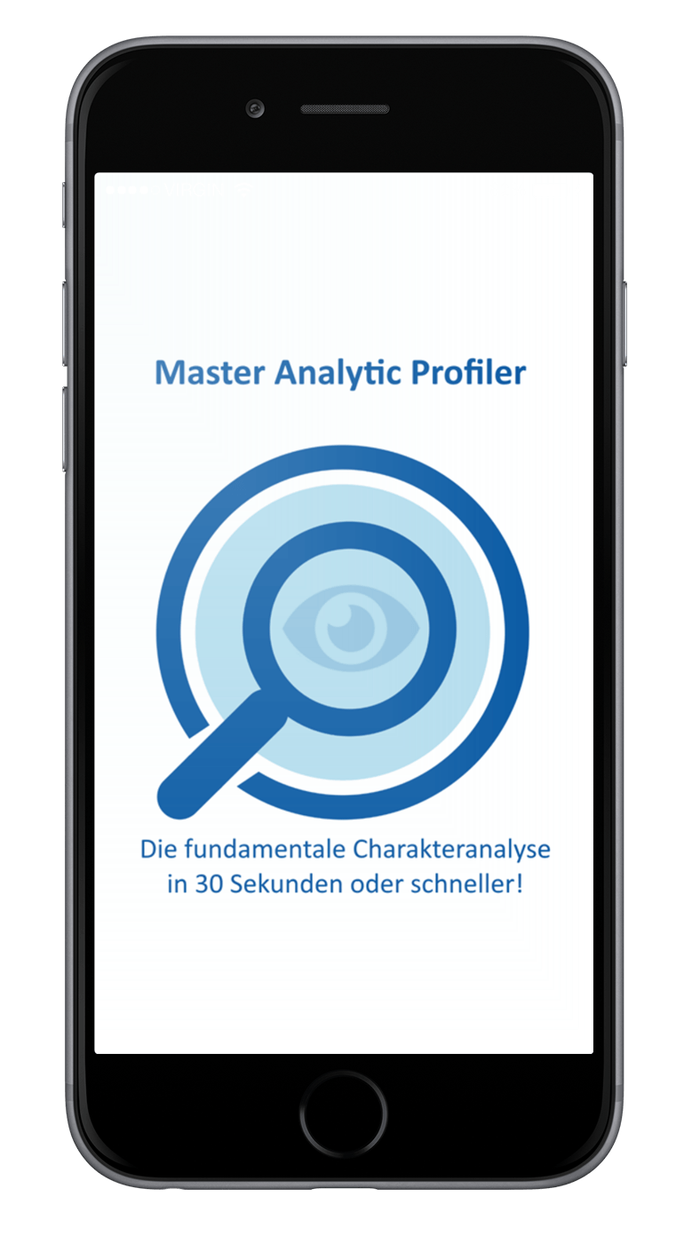 Master Analytic Profiler